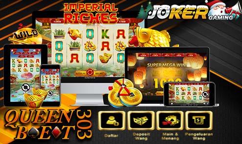 Situs Daftar Game Slot Joker Gaming Deposit 10rb Di Indonesia